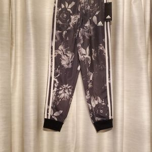 adidas girls new with tags joggers
